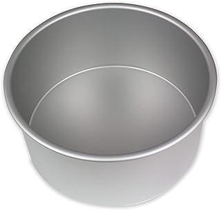 PME - Moule à Gâteau Rond en Aluminium Anodisé, 178mmx 76mm de Profondeur