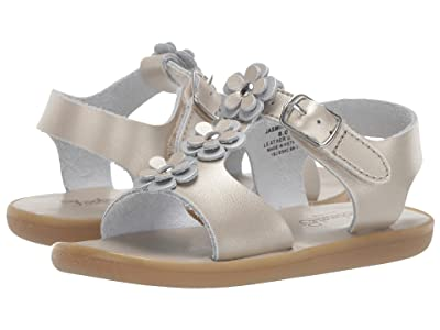 FootMates Jasmine (Infant/Toddler/Little Kid) (Soft Gold) Girl