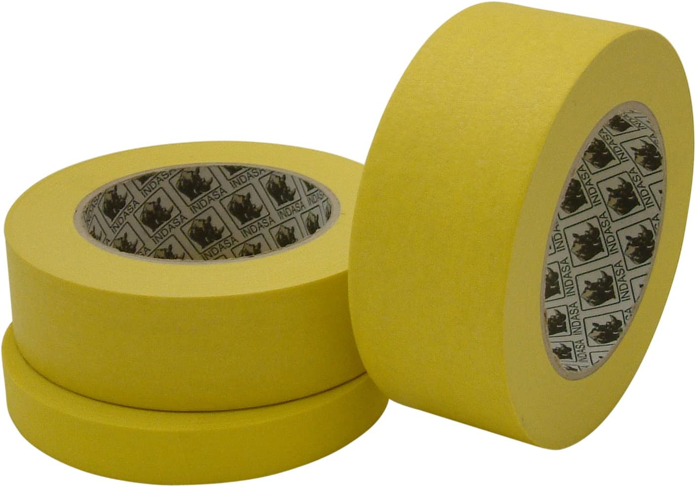 INDASA MTY YEL07555 67% OFF of fixed 70% OFF Outlet price High Masking Automotive Tape Temperature