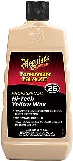 M2616 Mirror Glaze Hi-Tech Wax Yellow، 16 سی ان سی، 1 بسته