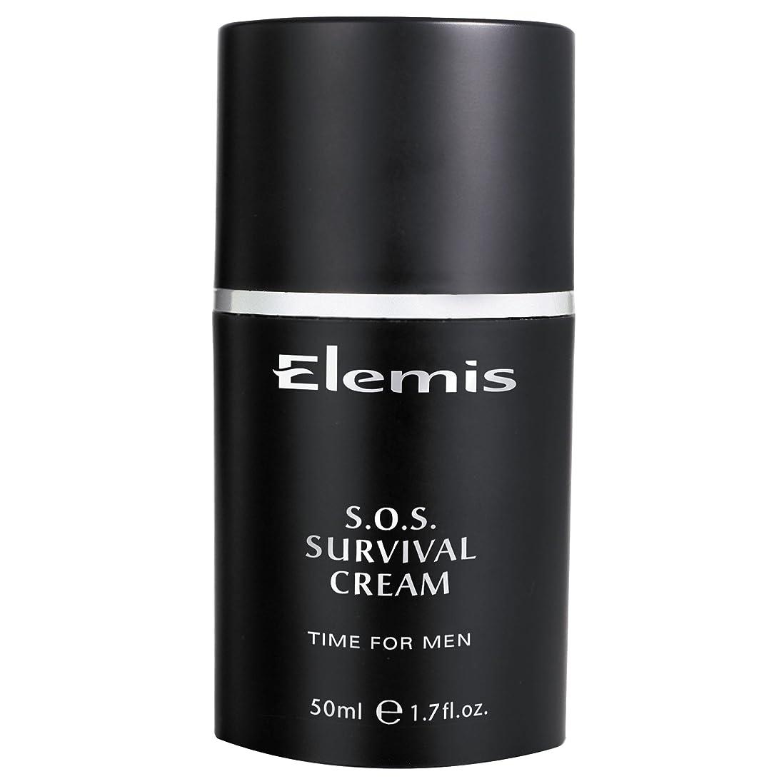 ホストまだ印象派エレミスSosサバイバルクリーム (Elemis) (x2) - Elemis SOS Survival Cream (Pack of 2) [並行輸入品]