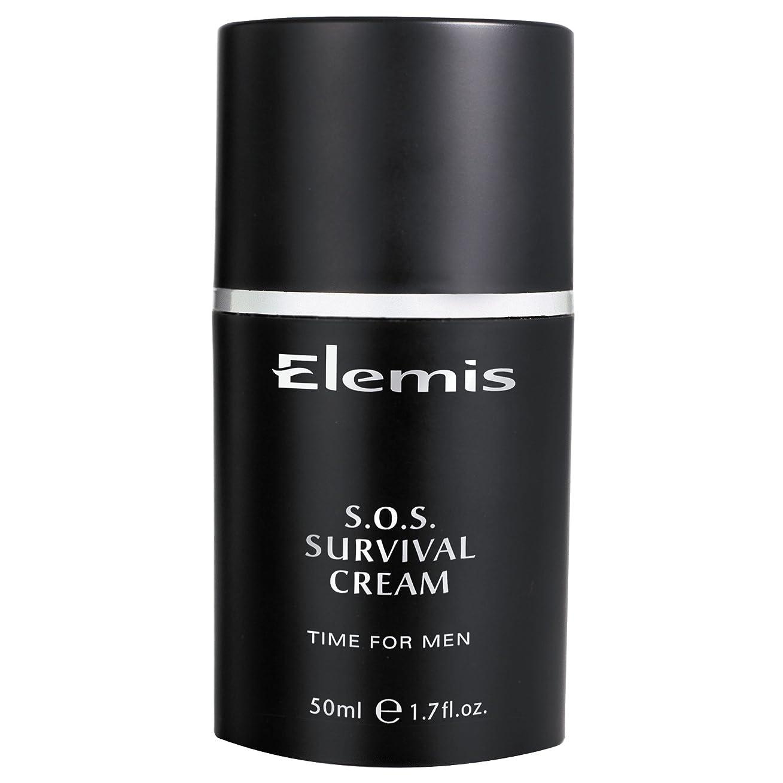与える割れ目フックエレミスSosサバイバルクリーム (Elemis) (x6) - Elemis SOS Survival Cream (Pack of 6) [並行輸入品]