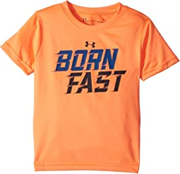 Under Armour Kids - Born Fast Short Sleeve Tee (Toddler)