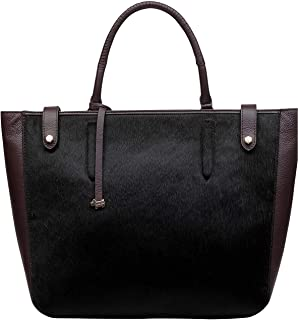 Witley Womens Leather Tote Shoulder Bag