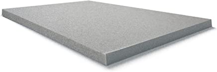 Ayer Comfort 3 Inch Copper Memory Foam Mattress Topper- Antimicrobial - Made in The USA - California King
