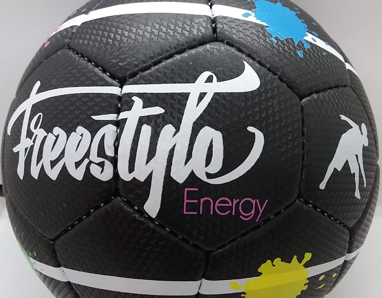 Globo Black Energy - Fútbol - Fútbol Freestyle   Freestyle Energy ...