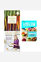 Oh she glows cookbook, every day and spiralize and thrive slim 3 books collection set Paperback