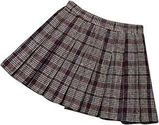 8ca31c3f Amazon.es: cuadros blanco y negro - S / Faldas / Mujer: Ropa