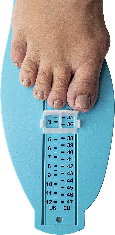Misuratore di misura professionale per bambini Milam London adulti taglie EU 45-47