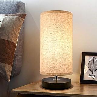 Lampop Lámpara de Mesilla de Noche Moderna Lámpara de Mesa