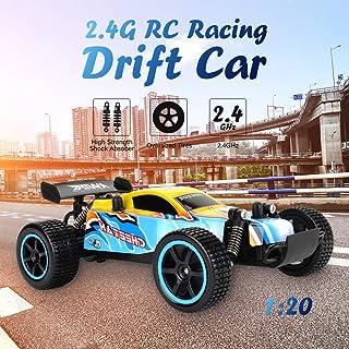 KYAMRC 1880 2.4G 1:20 RC Sports Racing Drift لعبة سيارة هدية للأطفال البالغين للعب في الأماكن المغلقة والمفتوحة