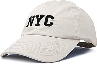 NY Baseball Cap NY Hat New York City Cotton Twill Dad Hat