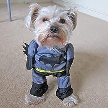 Alfie Pet - Superhero Costume Batman XS AC-Batman-XS