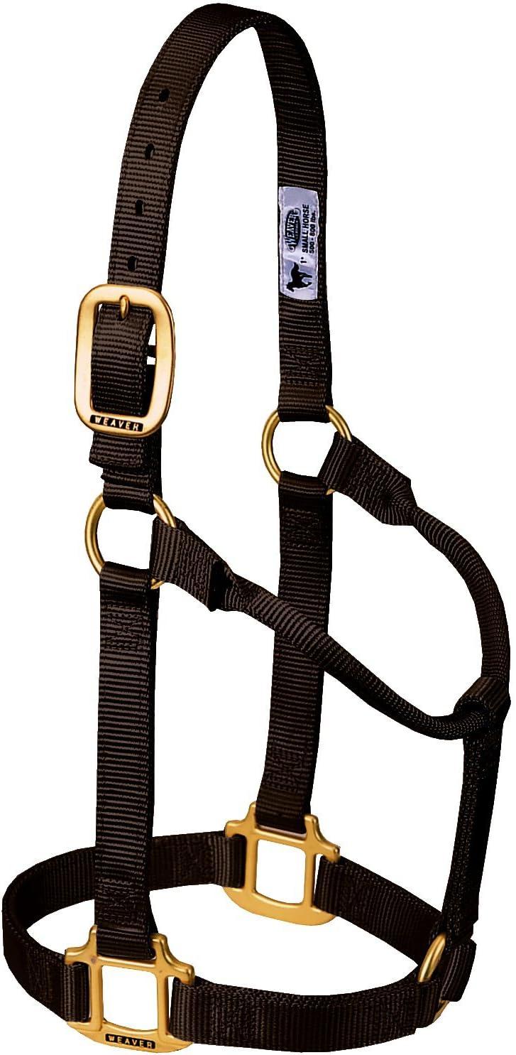 Weaver Leather Original Non-Adjustable Halter