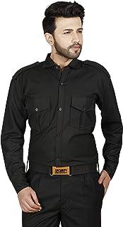 Thakkar UNIFORMIC® Security Guard Men's Shirt
