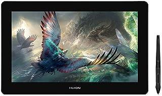HUION Kamvas Pro 16 Plus(4K) 液晶ペンタブレット 液タブ 色域sRGB カバー率145% Android対応 絵描き 写真加工 オンライン授業やテレワーク ペン先の沈み込みを抑えたペンPW517同梱 充電不要 アンチ...