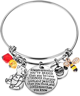 Kvekstio Inspired by Classic Winnie The Pooh You are Braver Than You Believe.Bee