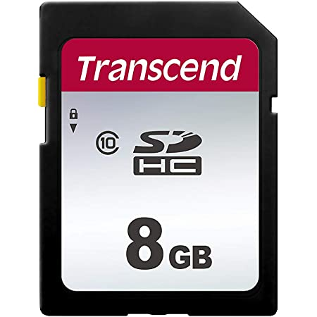 Transcend Highspeed 8gb Sdhc Speicherkarte Class 10 Computer Zubehör