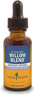 Herb Pharm Willow Blend Liquid Herbal Formula - 1 Ounce