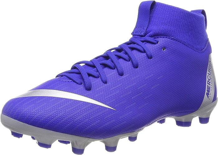 Nike Jr Superfly 6 Academy GS FG MG, Chaussures de Football Mixte Enfant