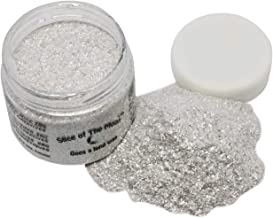 Slice of the Moon: Sparkle Pearl Mica Powder 1oz, Cosmetic Mica, Soap Making, Candle Making,Resin Dye, Lip Balm, Eye Liner Mica