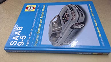 Saab 9-5 1997 to sep 2005 (Haynes Service and Repair Manuals)