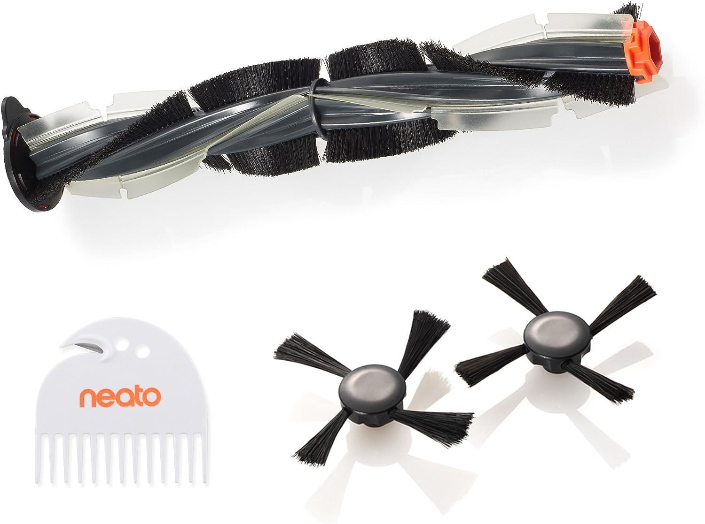 4 arm side brush for Neato BotVac Pet Allergy 70e 75 80 D85 Vacuum Cleaner EC