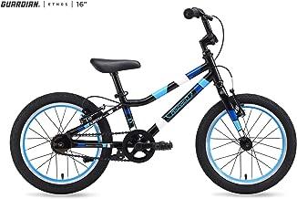 Guardian Kids Bikes Ethos. 16/20/24 Inch, Multiple Colors for Boys/Girls. Safer Brake System for Kids. Lightweight Steel Construction. Easy Assembly. ASO SharkTank.