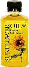 Daana Organic Sunflower Oil: Cold Pressed (12 oz)