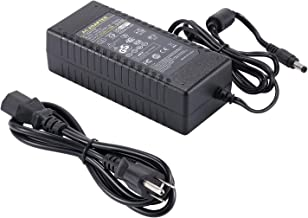 COOLM Power Supply 5V 10A 50W 100V-240V AC to DC Adapter Transformer 5V 10 amp Switching Converter LED Driver 5.5 x 2.5mm ...