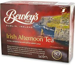 Bewley's Irish Afternoon Tea - 80 Bags (8.8 ounce)