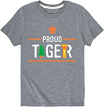 Boy Scouts of America Icon Tiger Cub Scout - Youth Short Sleeve Tee