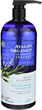 Avalon Organics Biotin B-Complex Thickening Shampoo, 32 oz(946 ml).