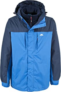 Trespass Faris Mens 3 in 1 Waterproof Jacket