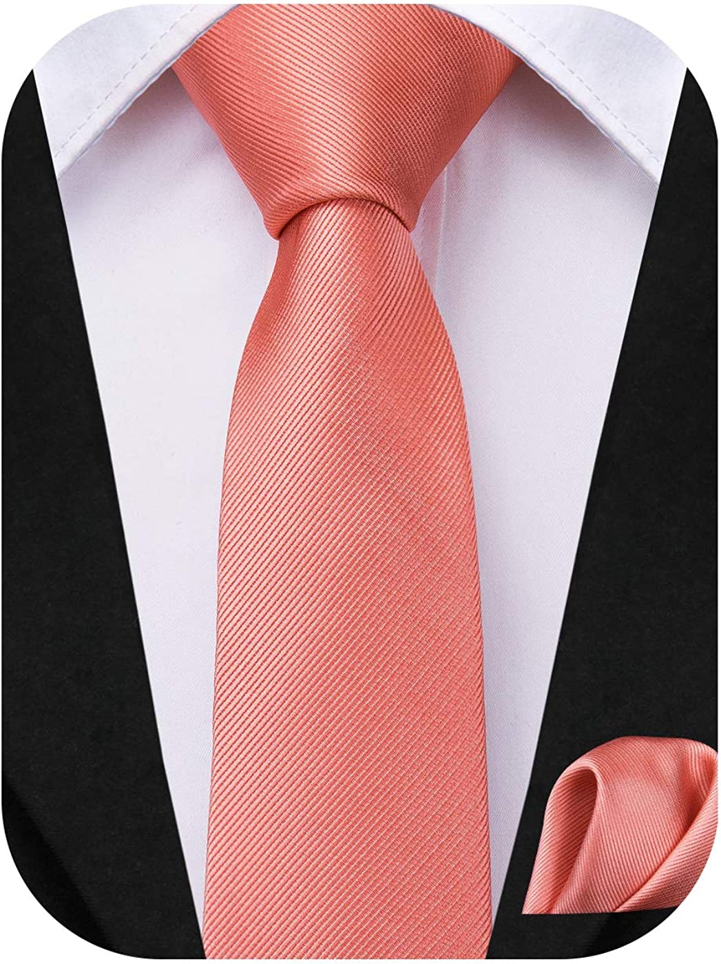 Dubulle Tie for Boys Self Silk and Manufacturer OFFicial shop Pocket Necktie Kids Squar Popularity