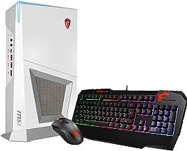 MSI Trident 3 Arctic 9SI-446US Small Form Factor Gaming Desktop, Intel Core i7-9700F, NVIDIA GeForce GTX 1660Ti 6GB, 16GB DDR4, 512GB SSD, Win 10 Home, VR Ready