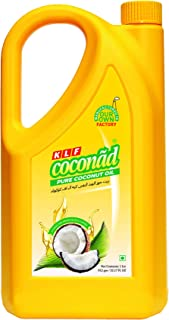 KLF COCONAD Pure Coconut Cooking Oil, 1 L