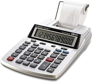 Canon P23-DH V 2 color mini-Desktop Printing Calculator