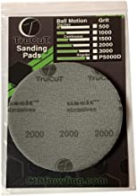 Creating the Difference TruCut Sanding Pads | 3 Pack | 500, 1000, 2000 grit