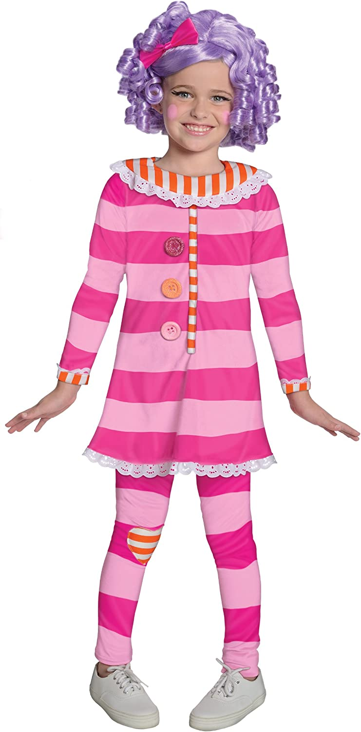 Lalaloopsy Deluxe Pillow Featherbed Costume, Small by Rubie's
