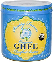 Purity Farms Organic Clarified Butter Ghee, 13 Ounce -- 3 per case.