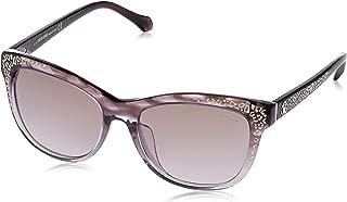 Roberto Cavalli Women's RC991S Sunglasses Brown 55 mm