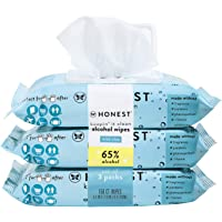 150-Count The Honest Company Sanitizing Alcohol Wipes