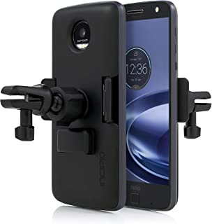 Incipio MT-404-BLK-V Moto Mods Vehicle Dock Mount System for Verizon and Motorola Moto Z, Black