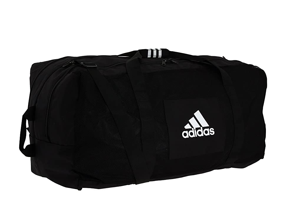 08c47349bc00 ... UPC 716106322396 product image for adidas - Team Carry Duffel XL (Black)  Duffel Bags ...