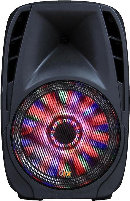 QFX PBX-9BTL Portable Bluetooth Party Speaker