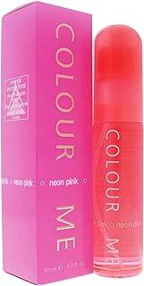 Colour Me | Neon Pink | Parfum de Toilette | Perfume Spray | Womens Fragrance | Oriental Floral Woody Scent | 1.7 oz