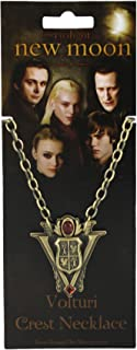 Twilight New Moon Prop Replica (Volturi Crest Necklace)
