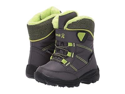 Kamik Kids Stance (Toddler) (Charcoal) Kids Shoes
