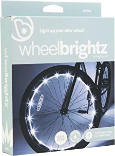 Wheelbrightz LED Bicycle Wheel Lights – Bright, Colorful...